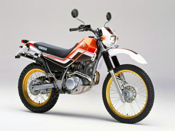 мотоцикл Yamaha Serow XT-225 - купить в СПб